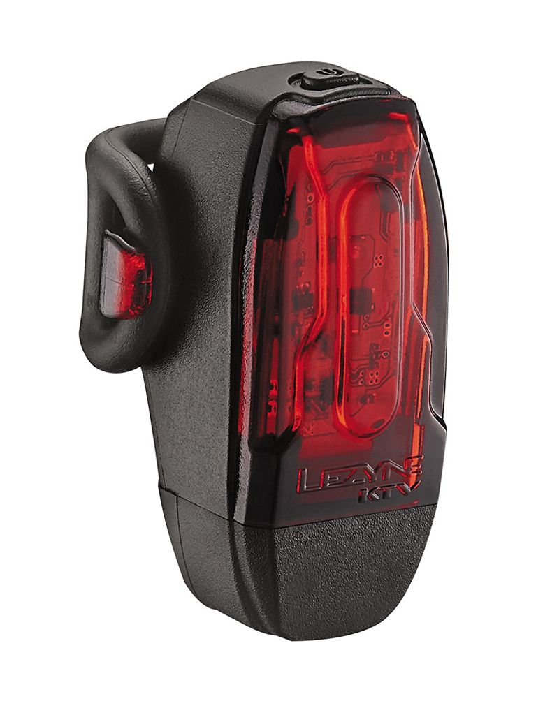Lezyne Lezyne KTV Drive Rear Light, Black 10 Lumens