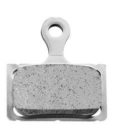 Shimano K02S Resin Disc Brake Pads, Steel Backed