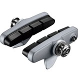 Shimano Spares Shimano R55C4 Brake Pads, Cartridge Type Set Silver - Pair