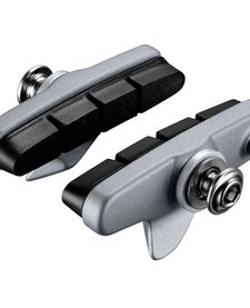 Shimano R55C4 Brake Pads, Cartridge Type Set Silver - Pair