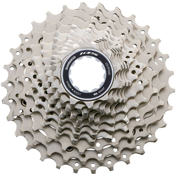 Shimano Shimano CS-R7000 105 11 Speed Cassette, 11 - 28t