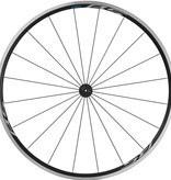 Shimano Wheels Shimano WH-RS100 Clincher Front Wheel, 100 mm Q/R Axle