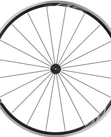 Shimano WH-RS100 Clincher Front Wheel, 100 mm Q/R Axle