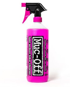 Muc-Off Nano Tech Bike Cleaner With Trigger 1 Ltr