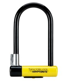 Kryptonite New York Lock 3000, Black / Yellow