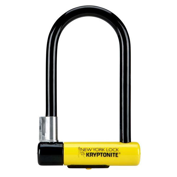 Kryptonite Kryptonite New York Lock 3000, Black / Yellow