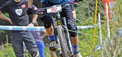 Race Report: Carrie Poole's report from UK Gravity Enduro Round 3 - Afan 2018