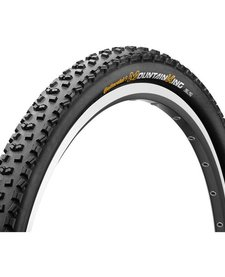 """Continental Mountain King II 26"""" x 2.2"""" Performance Wired, PureGrip"""