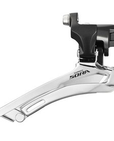 Shimano Sora 3503 9 Speed Front Mech, Triple