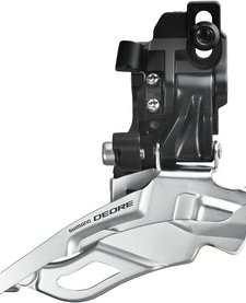 Shimano Deore M611 10 Speed Front Mech, Direct Mount