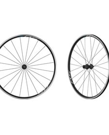 Shimano RS100 700c Road Wheelset (Front and Rear)