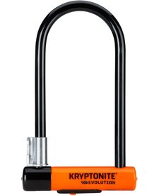Kryptonite Evolution New-U Standard Bike Lock, Sold Secure Gold