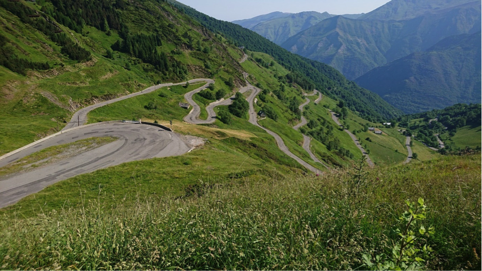 Cycling in the Pyrenees Part One