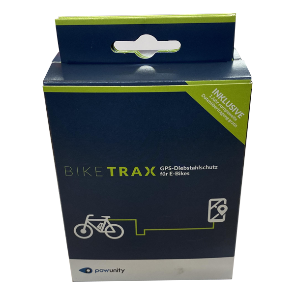 PowUnity BikeTrax E-Bike GPS Tracker for Bosch Generation 4