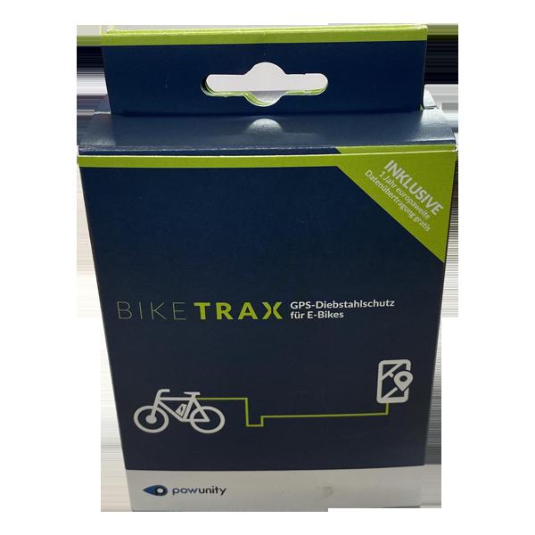 PowUnity BikeTrax E-Bike GPS Tracker for Shimano