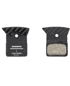 Shimano L03A Dura Ace/Ultegra/105 Disc Pads With Cooling Fins, Resin