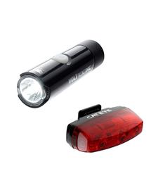 Cateye Volt 100 XC Light Set