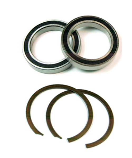 Wheels Manufacturing Wheels MFG BB30 Service Kit, With 2 Clips and 2 x 6806 Bearings