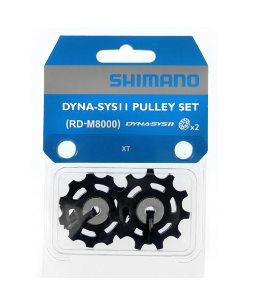 Shimano Spares Shimano Deore XT RD-M8000/M8050 Jockey Wheels
