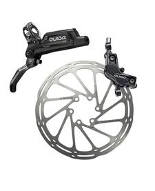 SRAM Guide RE Brake, 1800mm Hose, Gloss Black
