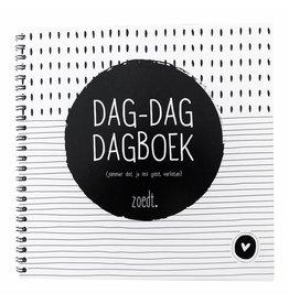 Zoedt Dag-dag dagboek - VERNIEUWD - LICHT BESCHADIGD
