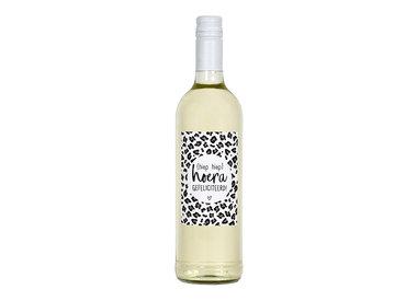 Flessenhangers en fles etiketten