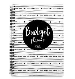 Zoedt Budgetplanner - DRUKFOUT