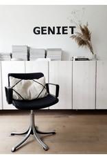 Zoedt Geniet (in Wit of Zwart)