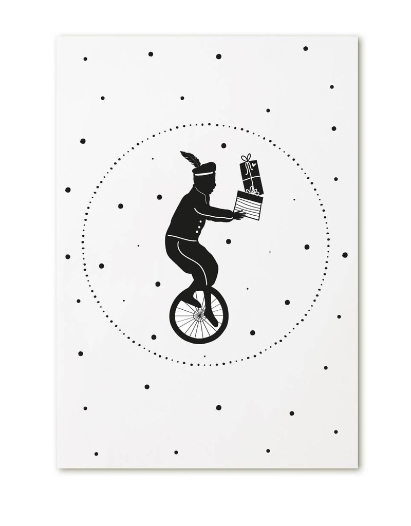 Zoedt Minikaartje Pakjes Piet