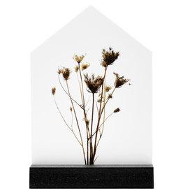 Zoedt Een kleinigheid voor jou, cadeautje: huisje met droogbloemen