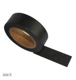 Zoedt Masking tape zwart