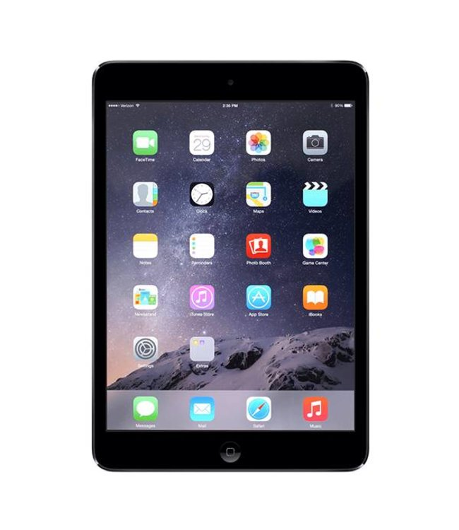 Apple iPad Mini Zwart 16GB Wifi