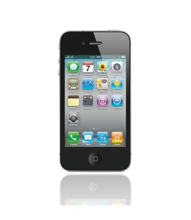Apple iPhone 4S Zwart 16gb