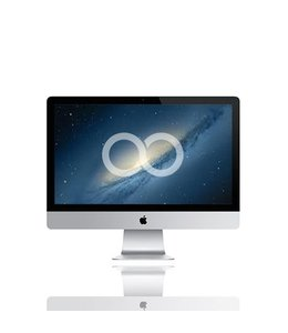 Apple iMac Aluminium  27 inch 3,1GHz