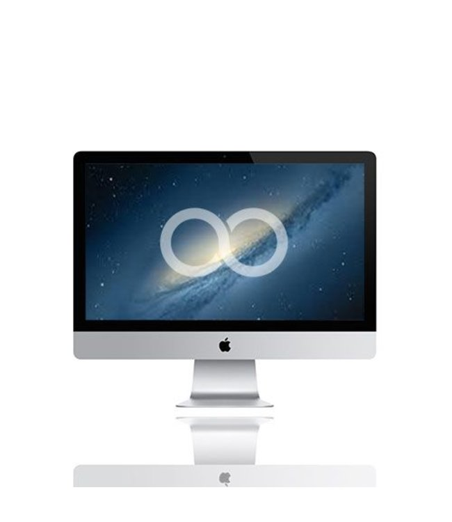 Apple iMac Aluminium  27 inch 3,1GHz