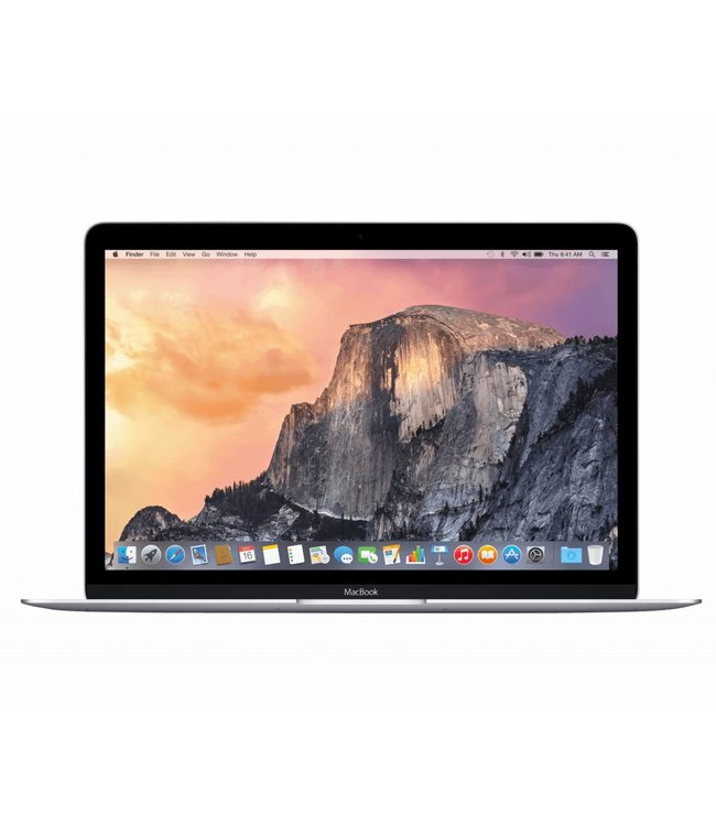 Apple MacBook Air 256GB LPDDR3- Zilver 8GB 12 inch 1,1GHz