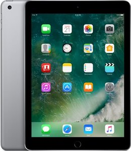 Apple iPad 2017  Zwart 32gb Wifi