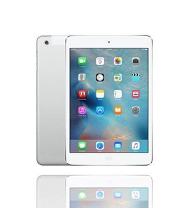 Apple iPad Mini 2  Wit  16gb Wifi