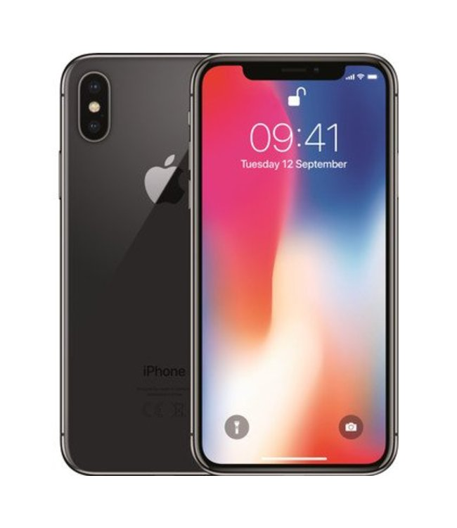 Apple iPhone X Space Grey 64gb 4G