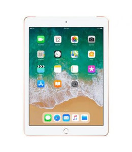 Apple iPad 2018 Goud  32gb Wifi