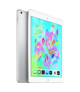 Apple iPad 2018 Zilver  32gb 4G