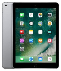 Apple iPad 2018 Zwart  32gb 4G