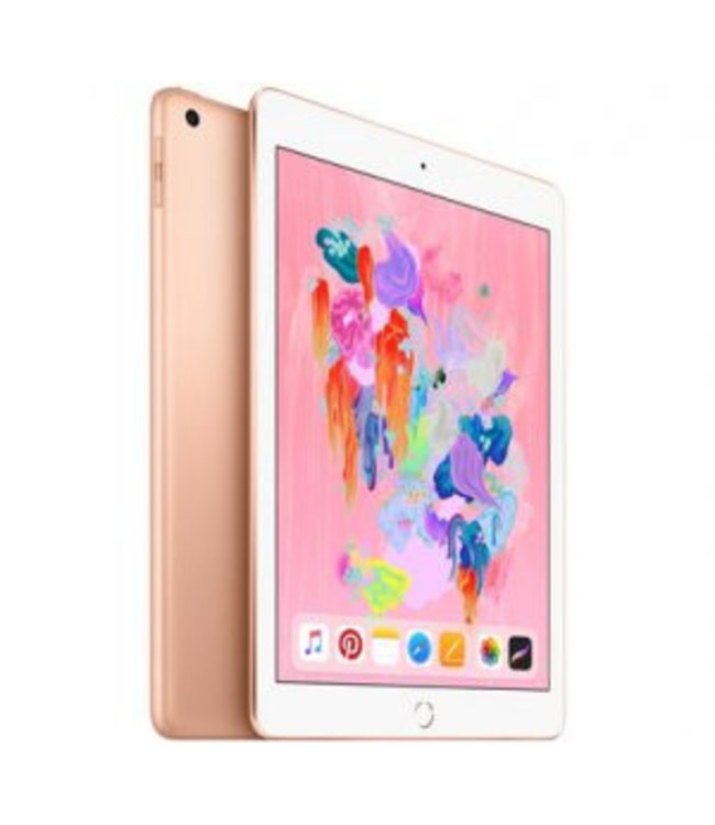 Apple iPad 2018 Goud  32gb 4G