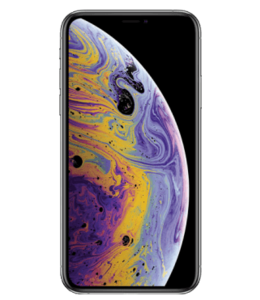 Apple iPhone XS Wit / Zilver 64gb 4G