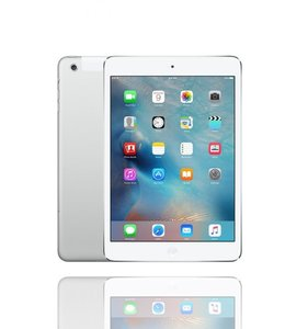 Apple iPad Mini 2 Wit  16gb 4G