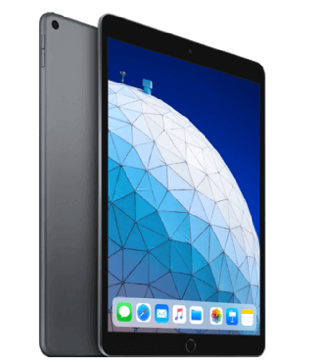 Apple iPad Air 3 2019 Zwart  64gb Wifi