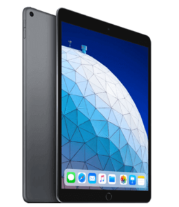 Apple iPad Air 3 2019 Zwart  64gb 4G