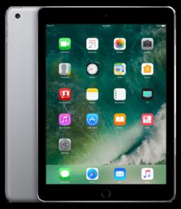 Apple iPad 2018 Zwart  128gb Wifi