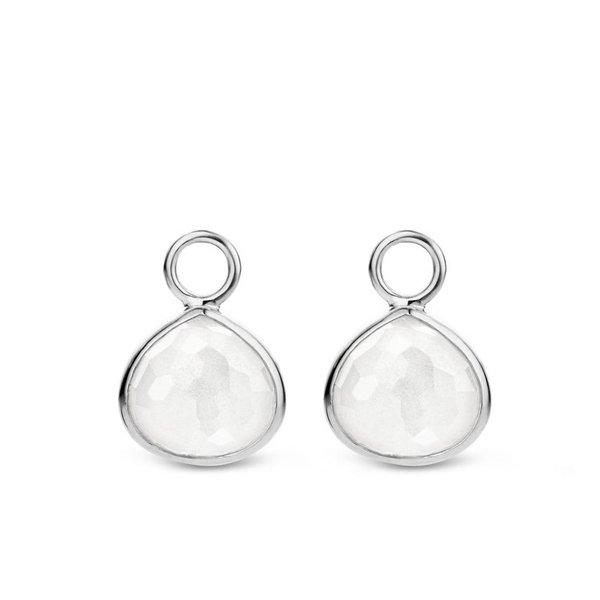 Zilveren creoolhangers (9192IW)