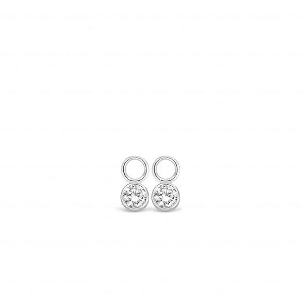 Zilveren creoolhangers (9171ZI)